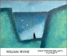 William Irvine: A Walk by the Sea