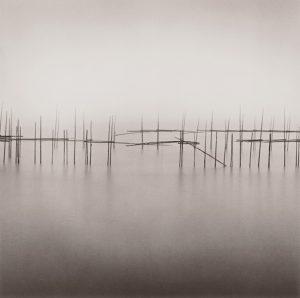 LISA TYSON ENNIS Fishing Weir Study I, Campobello Island edition of 40 toned silver print, 14 x 14 inches $1200