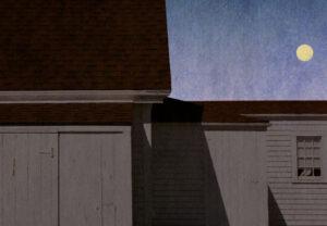 LILIAN DAY THORPE Drawn Shadows photomontage, 13.5 x 19.5 inches edition of 15 $500