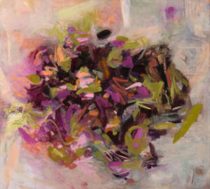 LINDA PACKARD September I'll Remember oil on panel, 30 x 27 inches $2800