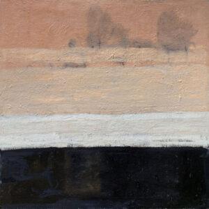 RAGNA BRUNO Tótem oil on canvas, 48 x 48 inches $8000