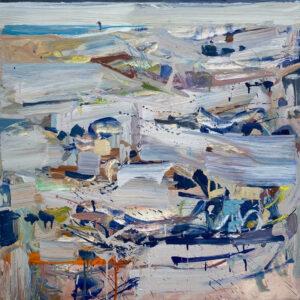 JON IMBER Orange Bar, 2011 oil on panel, 30 x 30 inches $20,000