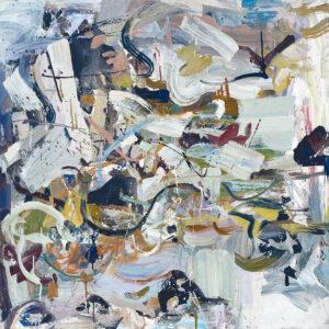 JON IMBER Three Ducks, 2012 oil on panel, 36 x 36 inches $28,000