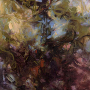 LINDA PACKARD The Dance oil on canvas, 36 x 36 inches $3800
